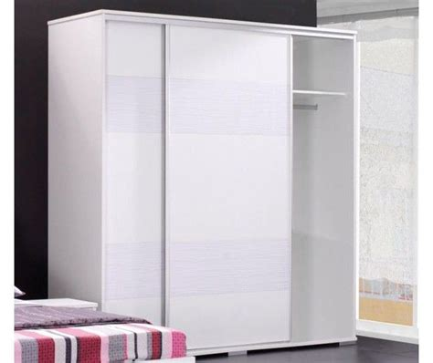 Small Width Wardrobes by Marsil 205 White Wardrobe Closet Bedroom Wardrobes