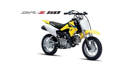 Suzuki Launches Dr-z50 Mini-bike