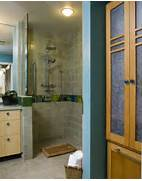 Open Shower Bath Designs by Doorless Showers Open A World Of Possibilities