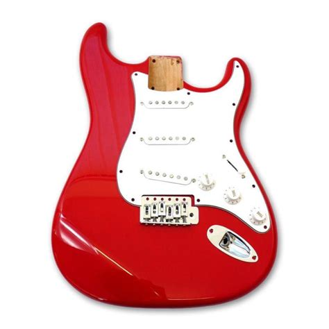 Electric Guitar Body Ebay