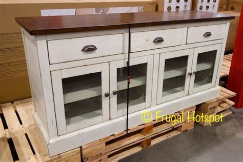 Costco Kitchen Furniture by Costco Bayside Furnishings 72 Quot Accent Cabinet 499 99