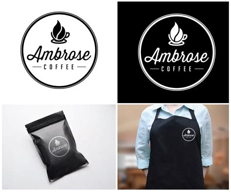 Coffee logo designs can be found free in online or even you can create them yourself. 101 Conservative Bold Coffee Shop Logo Designs for Ambrose Coffee a Coffee Shop business in ...