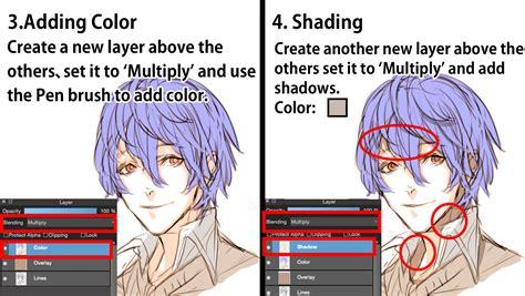 quick coloring tutorial medibang paint