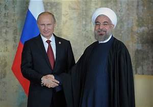 Russia Will Help 'Improve' Iran Centrifuges