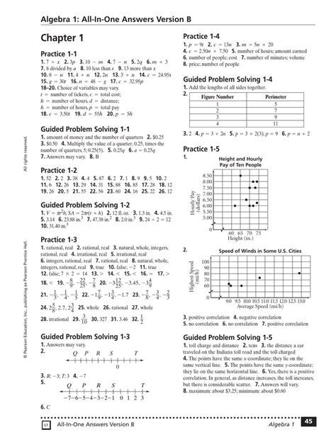 1 4 Practice Solving Equations Form G Tessshebaylo