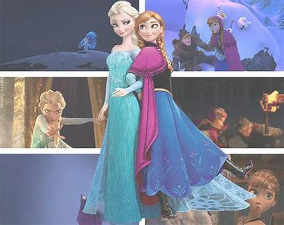 Anna Elsa Frozen Disney Fanpop Olaf