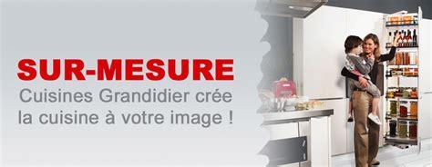 cuisiniste francais cuisines grandidier cuisiniste cuisine équipée salle