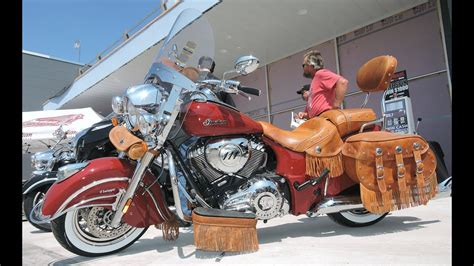 Indian Chief Vintage Image by 2015 Indian Chief Vintage 111 Thunder Stroke