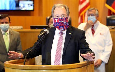 Is Tarrant County Requiring Masks - NACOROS