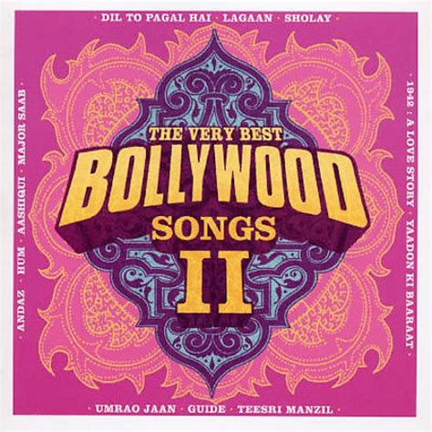 Andy votel's 'hindi horrorcore' mixtape. The Very Best Bollywood Songs, Vol. 2 - Various Artists   Songs, Reviews, Credits   AllMusic