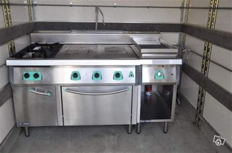 piano cuisine professionnel piano de cuisine etat neuf hmi thirode à 5000 03800 jenzat allier auvergne annonces