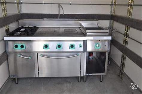 piano professionnel cuisine piano de cuisine etat neuf hmi thirode à 5000 03800
