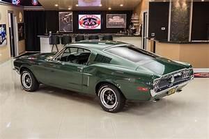 1968 Ford Mustang Fastback Bullitt for sale #79417 | MCG