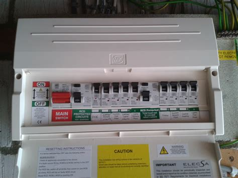 Fuse Box Switch I by Process Of Fuse Board Change 1st Electrical Services