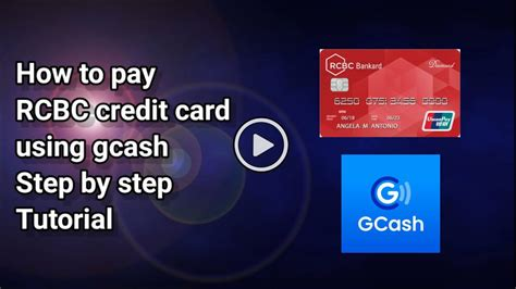 Maybe you would like to learn more about one of these? How to pay RCBC credit card using gcash #gcash #rcbc - YouTube