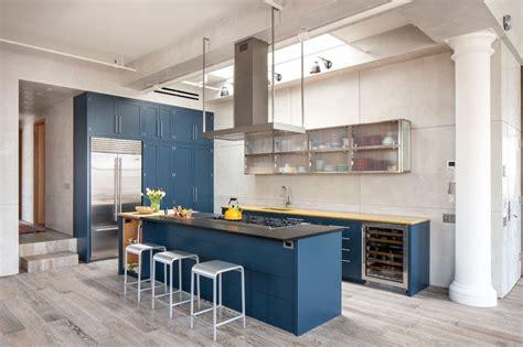blue kitchen design kitchen design idea blue kitchens contemporist 1732