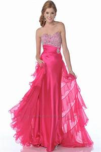 long pink prom dress - Fashion Trends Styles for 2014