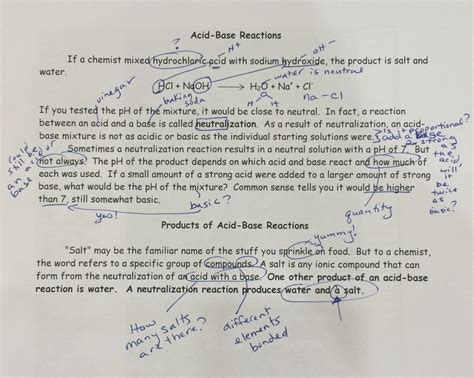 acids bases and salts note taking worksheet chapter 23
