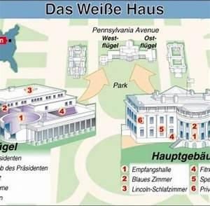 Weißes Haus Grundriss : panorama infografik das wei e haus welt ~ Lizthompson.info Haus und Dekorationen