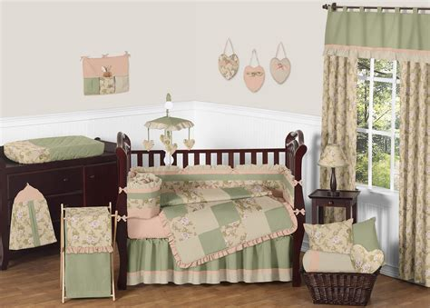 shabby chic bedding at sears sweet jojo designs annabel collection 9pc crib bedding set baby baby bedding baby bedding