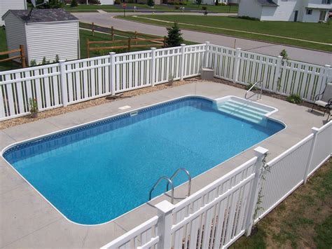 14' X 28' Rectangle Swimming Pool Kit With 48