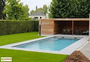 Piscine A Enterrer : piscine modulaire en m tal enterrer infinit eau 3 ~ Zukunftsfamilie.com Idées de Décoration