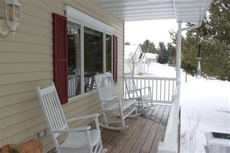 beige siding add  shutters  color