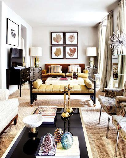 small apartment styling tips decorating narrow