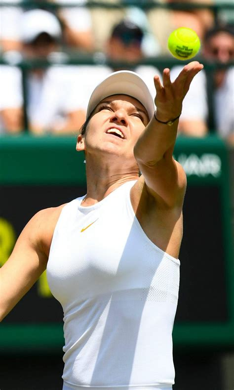 Simona Halep upset at Wimbledon; one top-10 woman left after 3 rounds – OlympicTalk