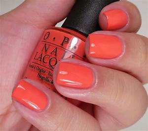 OPI Hawaii Collection + Giveaway! - Of Life and Lacquer  Opi