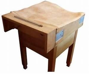 Billot De Boucher Ikea : billot ancien de boucher ~ Voncanada.com Idées de Décoration