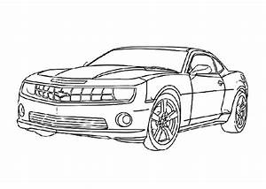 Bumblebee Transformers Coloring Page Sheets Coloring Pages