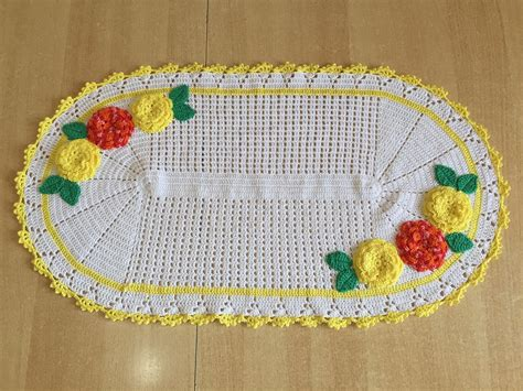 tapis de ovale tuto chemin de table tapis ovale my crafts and diy projects