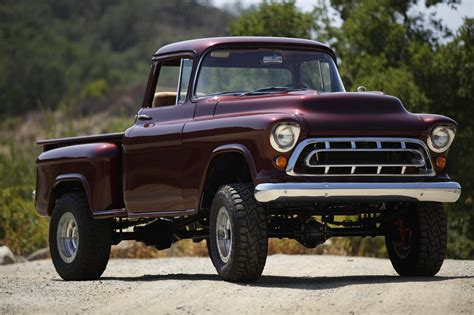 1957 Chevy Napco By Legacy Classic Trucks The Best Truck