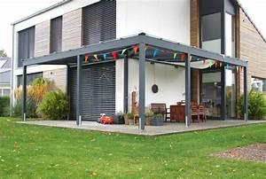 Terrasse Mit überdachung : berdachung terrasse holz glas gut terrasse bauen ~ Whattoseeinmadrid.com Haus und Dekorationen