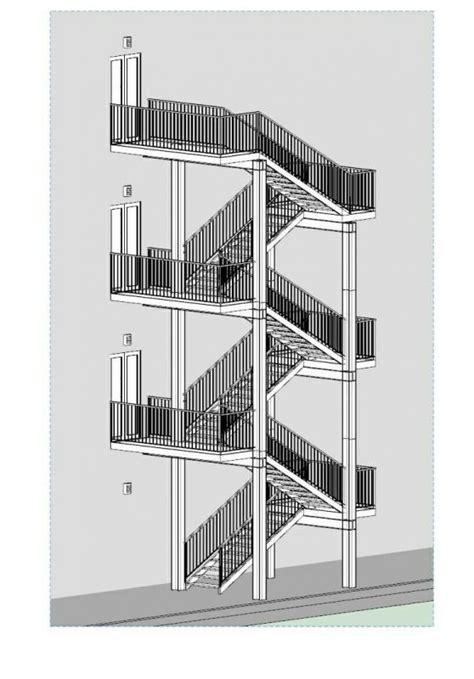 Scale Antincendio Interne by Progettazione Scale Antincendio Linee Guida Norme