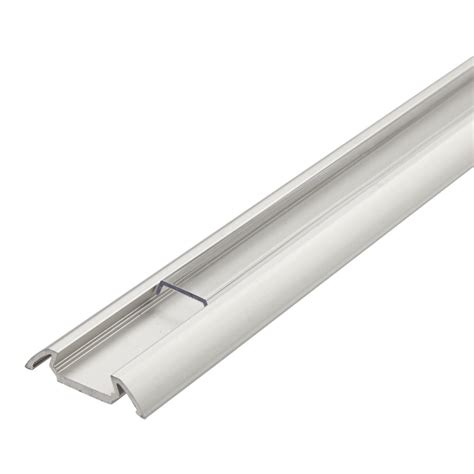 flat slim aluminium profile for led light cover