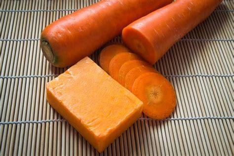 comment faire du savon maison 224 la carotte pour prendre