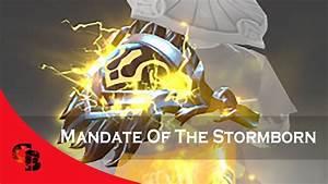 Dota 2: Store - Storm Spirit - Mandate Of The Stormborn ...