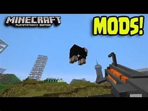 Minecraft PS3 PS4 Xbox Wii U MOD PACKS Title Update