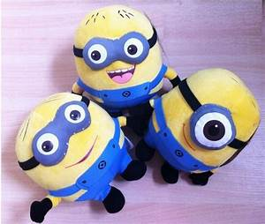 Despicable Me 2 Minions Stuart Jorge Dave (Set of 3) 10 ...