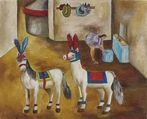maría izquierdo mexican 1902 1955 los caballitos pony