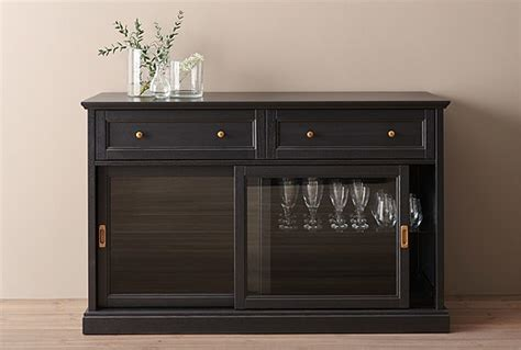 Small Sideboard Ikea by Cabinets And Sideboards Dining Room Ikea
