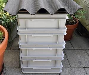 Wurmkomposter Selbst Bauen : anleitung wurmkomposter vom gem se zum humus im nu ~ Eleganceandgraceweddings.com Haus und Dekorationen