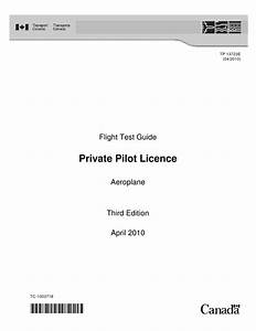 Ppl Flight Test Guide