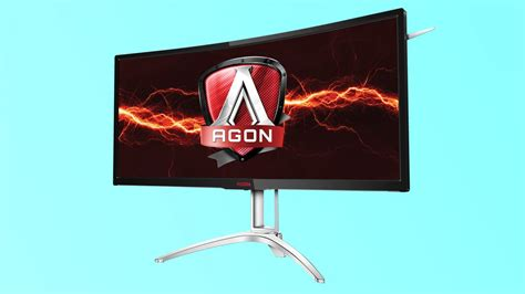 aocs newest ultra wide curved gaming monitor is cheap
