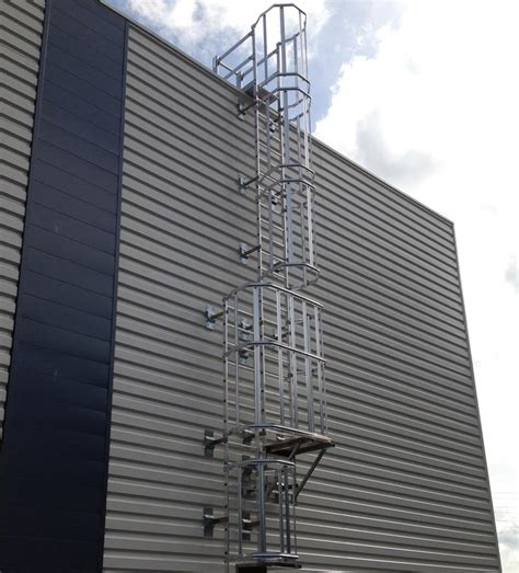 bureau aluminium echelle à crinoline vectaladder alsolu
