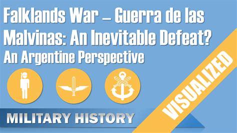 falklands war argentine perspective  inevitable
