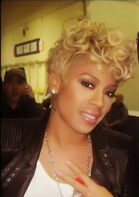 Keyshia Cole Hairstyles by Keyshia Cole Hairstyles