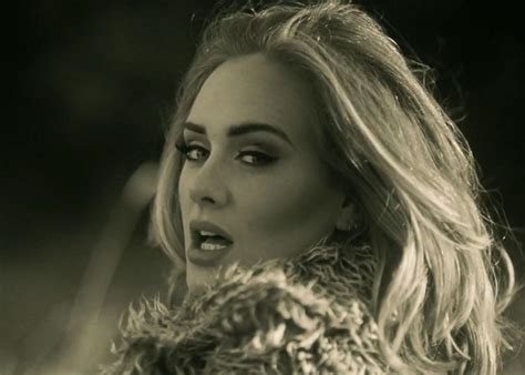 """Adele's """"hello"""" Is No. 1 On The Hot 100, Has Broken Every"""